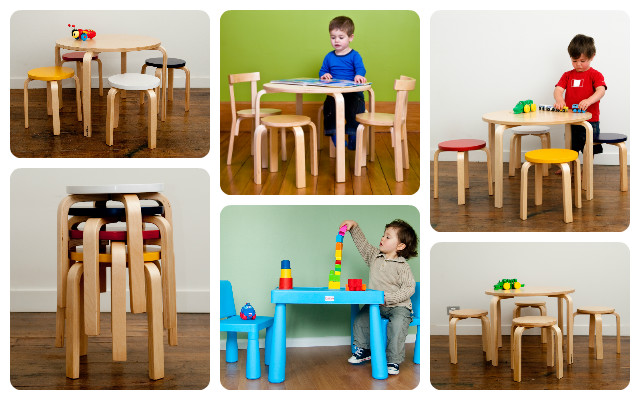 Mocka Kids Table and Chair Sets