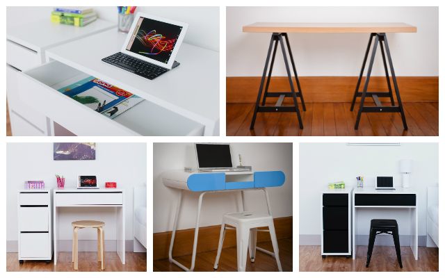 Tips for a great home office from Mocka