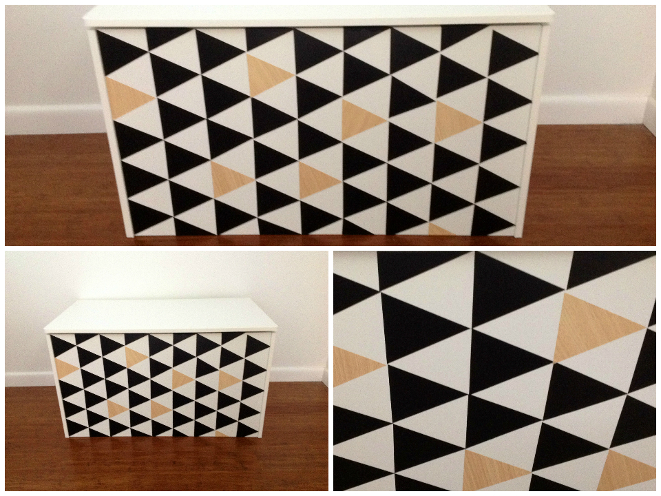 Mocka Toybox DIY Decal Decoration